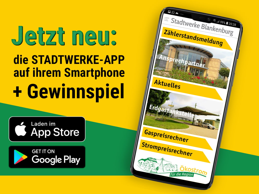Stadtwerke-App